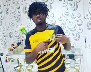 Empem Dacosta Hopes To Help Ashgold Reach Money Zone Of CAF Confederations Cup