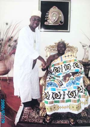 Asantehene Is For All Of Us!