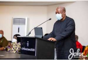 Mahama Lists Areas Of Missing Voter Names