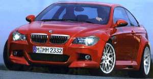 BMWs For Black Stars, If ....