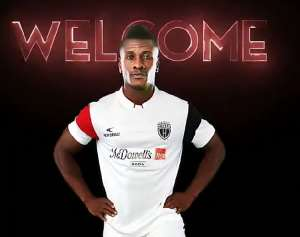 Asamoah Gyan And The Indian Adventure