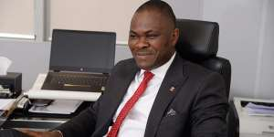 Zenith Bank MD Henry Oroh