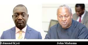 Mahama Comeback In 2020 A Big Joke, Nothing To Show--NPP's Edmund Kyei