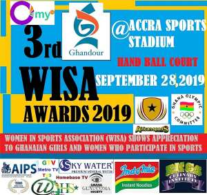All Set For 2019 Ghandour WISA Omy TV Awards On Saturday