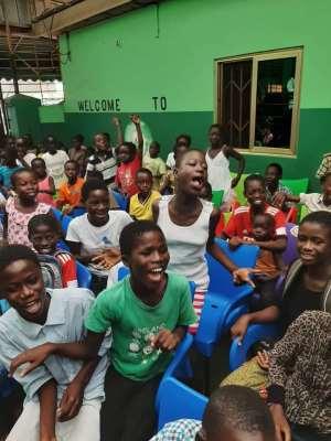 SCEFMeetTo Develop Ways To Improve The Life Of Street Children In Ghana