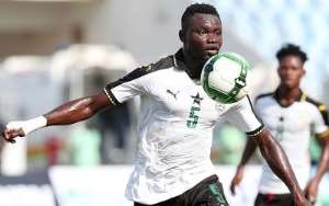I Will Command A Regular Position In The Black Stars In 2 Years Time -Vincent Atinga