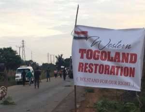 Western TogoLand (WTL) 'Independence' and Road Blockades