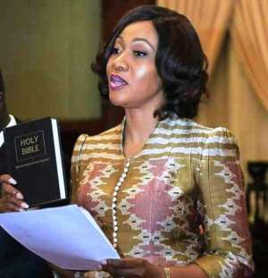 Jean Mensa Has Entered Electoral Hall Of Shame