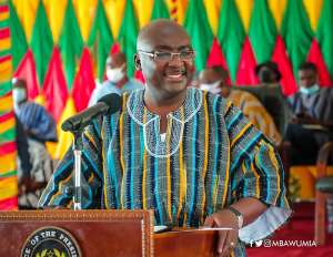 Bawumia Inaugurates North East, Savannah Regional House Of Chiefs
