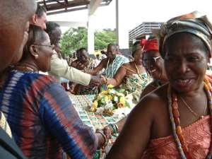 Greater Accra House of Chiefs elects new President