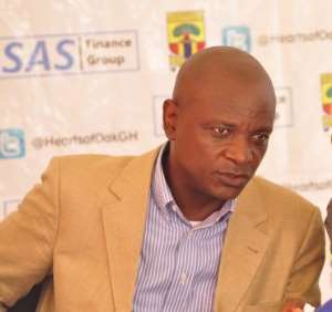 Acting Hearts MD Odotei-Sowah says the club will collapse without Togbe
