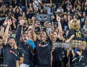 Latif Blessing Enjoys MLS Triumph With Los Angeles FC