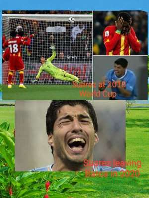 Voters Register: If The Whole Luis Suarez Can Be Made To Cry Today, Is The NPP Immune From Weeping Tomorrow?