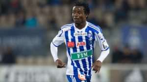 Anthony Annan Cameos As HJK Beat Ilves To Stretch Lead In Finland