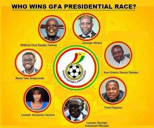GFA Elections: Vetting Begins Today