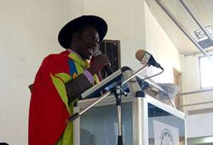 Prof Kwadwo Adinkra-Appiah