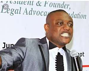 Ghana Would Be Cursed Should We Vote Against Akufo-Addo — Lawyer Amapaw