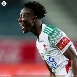 Brace Hero Kamal Sowah Pleased With OH Leuven's Win At KAA Gent