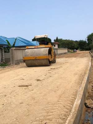 Solash Foundation Completes Lighting, Road And Drainage Project In Ofankor