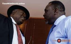 Martin Amidu and David Ampofo