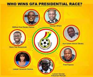 GFA Elections: Vetting Committee Done Vetting Of Presidential Aspirants