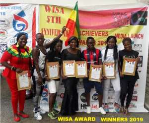 27 Sports Personalities And 6 Teams Honoured By Women In Sports Association (WISA)