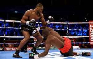 Britain's Daniel Dubois KOs Ghana's Ebenezer Tetteh In R1 For Commonwealth Title Belt