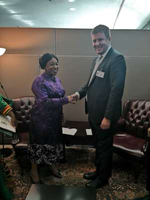 Ghana Moves To Revive Trade Ties With Czech