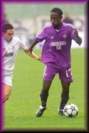 Ghanaian Star Returns To Fiorentina