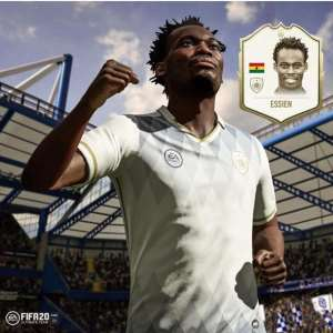 Michael Essien Become The Second African Player To Make FIFA 20 Ultimate Team Icon List