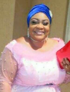 Nkemdi C. Kenneth UPP Lagos West Senatorial Candidate