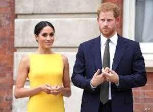 Prince Harry, Meghan Seal Netflix Deal