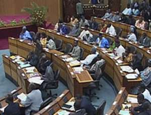 Parliament begins second meeting