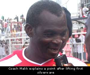 Malik Jabir to make his critics eat a humble pie