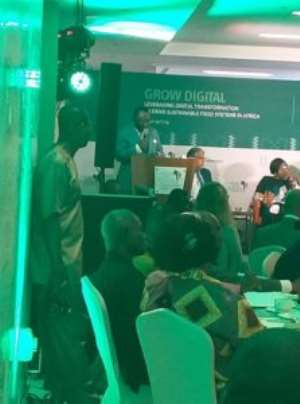 AGRF In Ghana To Leverage The Digital Revolution For Inclusive Agricultural Transformation In Africa