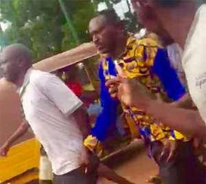 Tamale Residents Arrest Suspected Kidnapper