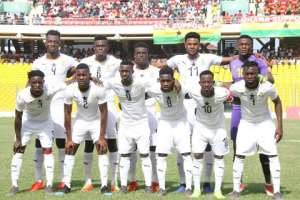 Black Meteors Determined To Beat Algeria To Qualify for Africa U23 Cup And Olympic Games
