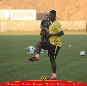 Afriyie Acquah Reveals Desire To Help Yeni Malatyaspor Play In Europe Next Season