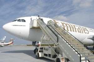 Emirates to start non-stop flights to Accra