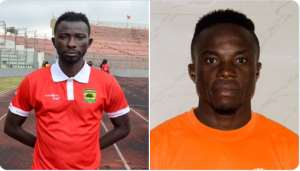CAF Champions League: CAF Clears Stephen Okrah And Jordan Opoku