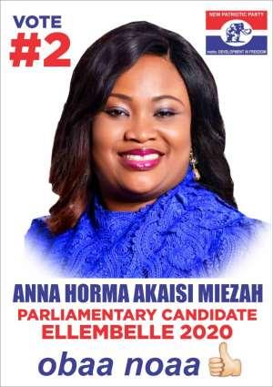 Ellembelle NPP Primaries: Western Regional Treasurer Leads In Opinion Poll