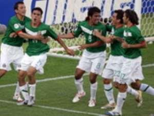 MEXICO 3-1 IRAN