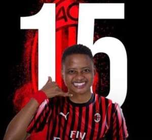 Banyana Banyana Deputy Captain Joins AC Milan