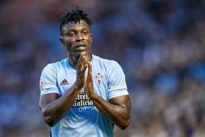 Ghana's Joseph Aidoo targets good La Liga finish with Celta Vigo at the end of season