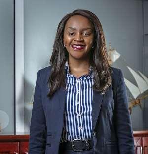 Chief Executive Officer of AirtelTigo - Mrs Mitwa Kaemba  Ng'ambi