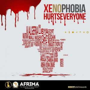 Afrima Says No To Xenophobia In Africa