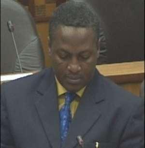Mahama - Mills' Running mate?