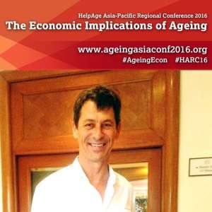 Female Face Of Ageing In Asia Pacific