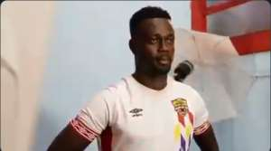 [VIDEO]: Hearts Of Oak Unveil New Signing Emmanuel Mintah