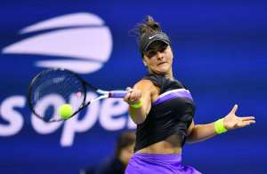 Teen Star Stands In The Way Of Serena Williams' Grand Slam Record